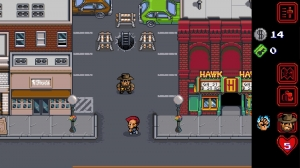 Androidアプリ「Stranger Things: The Game」のスクリーンショット 3枚目