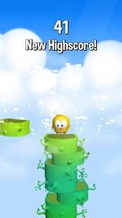 Androidアプリ「Stack Jump」のスクリーンショット 2枚目