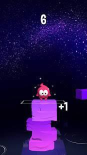 Androidアプリ「Stack Jump」のスクリーンショット 1枚目