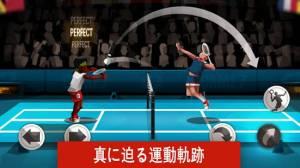 Androidアプリ「バドミントンリーグ」のスクリーンショット 1枚目