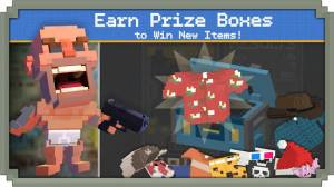 Androidアプリ「Guns Royale - Multiplayer Blocky Battle Royale」のスクリーンショット 4枚目