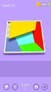 Androidアプリ「Puzzledom パズルダム シンプルで頭が良くなるパズル」のスクリーンショット 3枚目