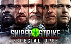 Androidアプリ「Sniper Strike 一人称視点3Dシューティングゲーム」のスクリーンショット 5枚目