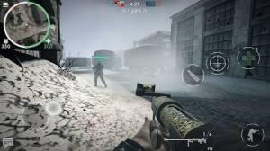 Androidアプリ「ワールドウォーヒーローズ:FPS戦争ゲーム」のスクリーンショット 2枚目