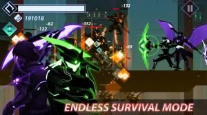 Androidアプリ「Overdrive - Ninja Shadow Revenge」のスクリーンショット 2枚目