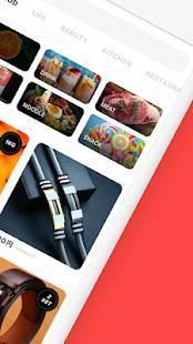 Androidアプリ「Let(レット)訳あり品のマーケット」のスクリーンショット 2枚目