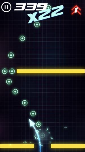 Androidアプリ「Rocket Glow!」のスクリーンショット 5枚目