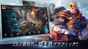 Androidアプリ「War Song(ウォーソング)- 5vs5で遊べる MOBA ゲーム」のスクリーンショット 3枚目
