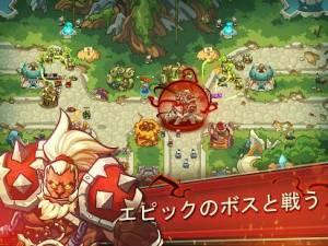 Androidアプリ「Empire Warriors TD: タワーディフェンスゲーム」のスクリーンショット 2枚目