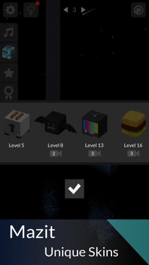 Androidアプリ「Mazit」のスクリーンショット 5枚目
