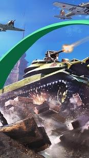 Androidアプリ「荒野戦車:鋼鉄の野望」のスクリーンショット 1枚目
