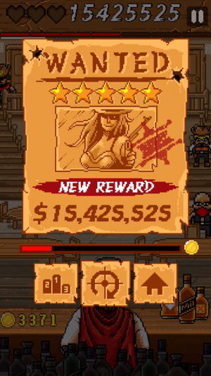 Androidアプリ「Scary Jack: wild west shooter」のスクリーンショット 5枚目