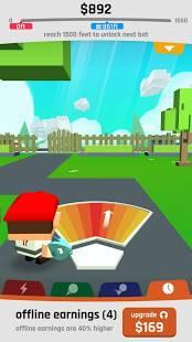 Androidアプリ「Baseball Boy!」のスクリーンショット 1枚目