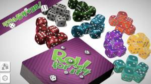 Androidアプリ「Roll For It!」のスクリーンショット 5枚目