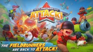 Androidアプリ「Fieldrunners Attack!」のスクリーンショット 4枚目