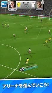Androidアプリ「スコア!マッチ - マルチプレイヤー サッカー」のスクリーンショット 3枚目