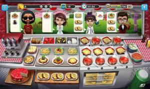 Androidアプリ「👩🍳フードトラック・シェフ👨🍳 料理ゲーム🍕🥧🍩🍰」のスクリーンショット 3枚目
