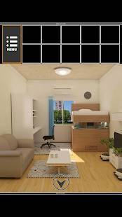 Androidアプリ「脱出ゲーム 友達の部屋からの脱出」のスクリーンショット 1枚目