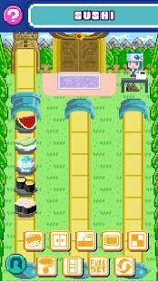 Androidアプリ「Peko Peko Sushi」のスクリーンショット 5枚目