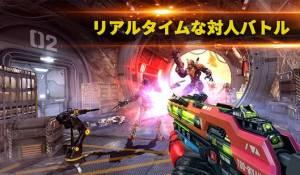 Androidアプリ「SHADOWGUN LEGENDS - オンラインシューターFPS !」のスクリーンショット 2枚目
