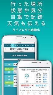 Androidアプリ「SELF:人工知能(AI)があなたの生活を完全サポート」のスクリーンショット 5枚目