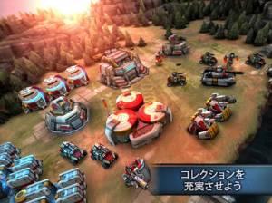 Androidアプリ「Warzone: クラッシュ オブ ジェネラルズ」のスクリーンショット 3枚目
