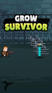 Androidアプリ「生存者キーリポート」のスクリーンショット 1枚目