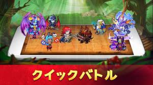 Androidアプリ「Mighty Party: Heroes Clash」のスクリーンショット 4枚目