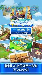 Androidアプリ「ミニゴルフキング - マルチプレイヤーゲーム」のスクリーンショット 4枚目