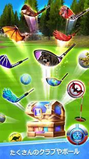 Androidアプリ「Golf Rival」のスクリーンショット 3枚目