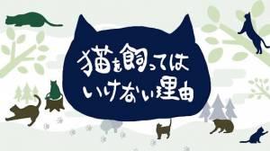 Androidアプリ「猫を飼ってはいけない理由-ネコの可愛いあるあるクイズ-」のスクリーンショット 3枚目