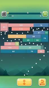Androidアプリ「ブリックスブレーカーショット」のスクリーンショット 2枚目