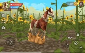Androidアプリ「ワイルドクラフト:動物シムオンライン3D」のスクリーンショット 3枚目