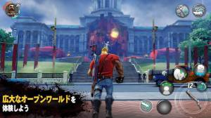 Androidアプリ「DEAD RIVALS:ゾンビ MMO」のスクリーンショット 4枚目