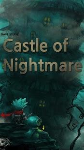 Androidアプリ「悪夢の城」のスクリーンショット 1枚目