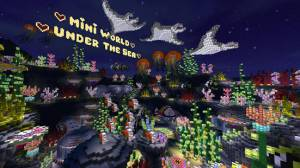 Androidアプリ「Mini World Block Art」のスクリーンショット 1枚目