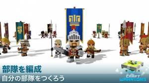 Androidアプリ「Craft Warriors (クラフトウォリアーズ)」のスクリーンショット 1枚目