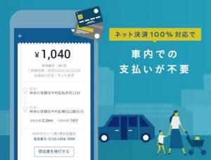 Androidアプリ「MOV《モブ》- タクシー配車」のスクリーンショット 4枚目