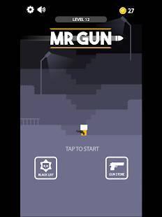 Androidアプリ「Mr Gun」のスクリーンショット 5枚目