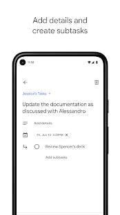 Androidアプリ「ToDo リスト」のスクリーンショット 1枚目