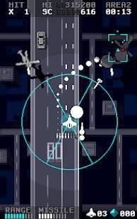 Androidアプリ「MissileDancer」のスクリーンショット 2枚目