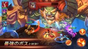 Androidアプリ「Dark Quest Champions:本格オンラインアクションRPG」のスクリーンショット 4枚目