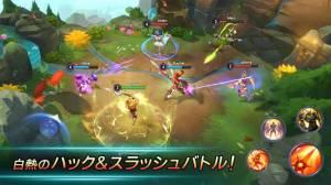 Androidアプリ「Dark Quest Champions:本格オンラインアクションRPG」のスクリーンショット 1枚目