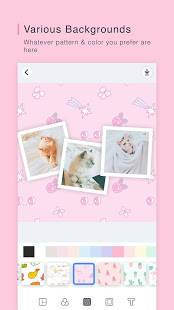 Androidアプリ「PINS : Funny Photo Grid Maker, Montage, Scrapbook」のスクリーンショット 3枚目