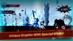 Androidアプリ「Shadow Fight Heroes - Dark Souls Stickman Legend」のスクリーンショット 5枚目