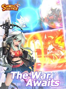 Androidアプリ「Sword Of Justice(ARPG)」のスクリーンショット 5枚目
