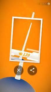 Androidアプリ「宇宙筍 Space Cone」のスクリーンショット 5枚目