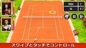 Androidアプリ「テニス・狂騒の20年代・スポーツゲーム」のスクリーンショット 2枚目