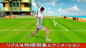 Androidアプリ「テニス・狂騒の20年代・スポーツゲーム」のスクリーンショット 1枚目