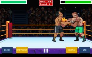 Androidアプリ「Big Shot Boxing」のスクリーンショット 5枚目